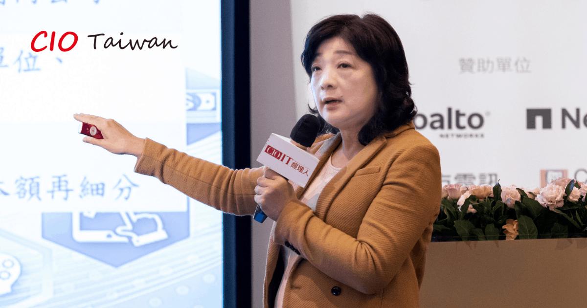政治大學金融科技研究中心主任王儷玲。