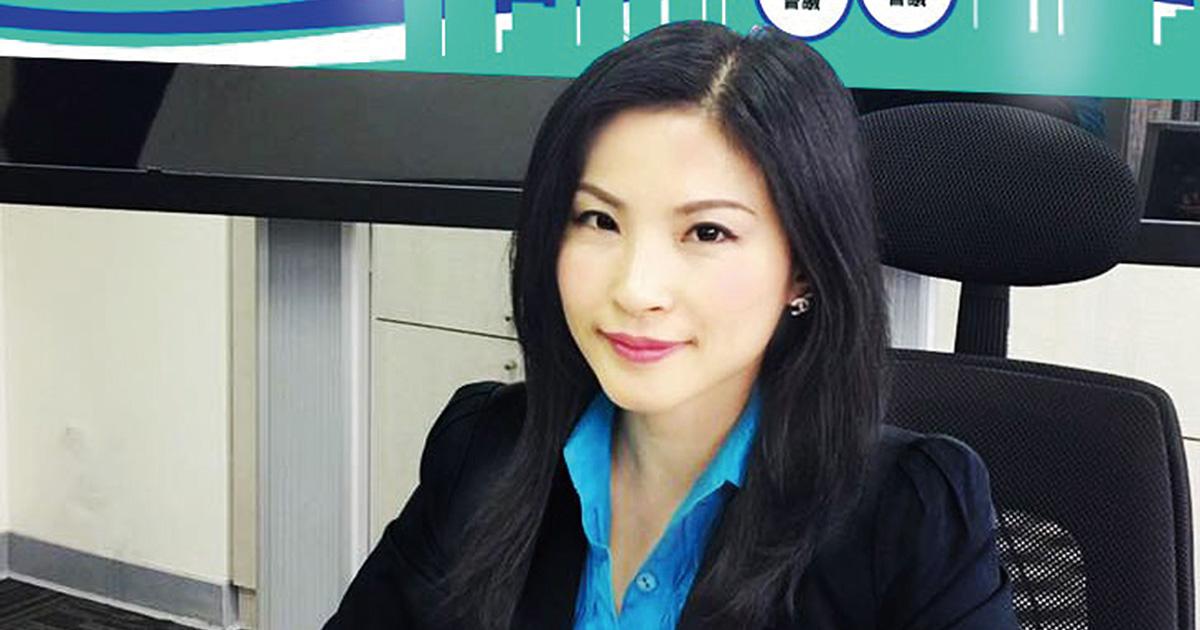 華勉電訊總經理陳玉彬。